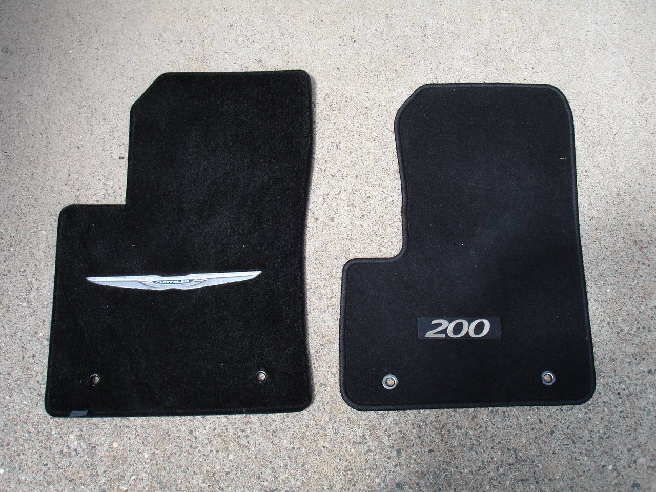 Lloyd Luxe Custom Fit Floor Mats 2013 200s Pictures Revies