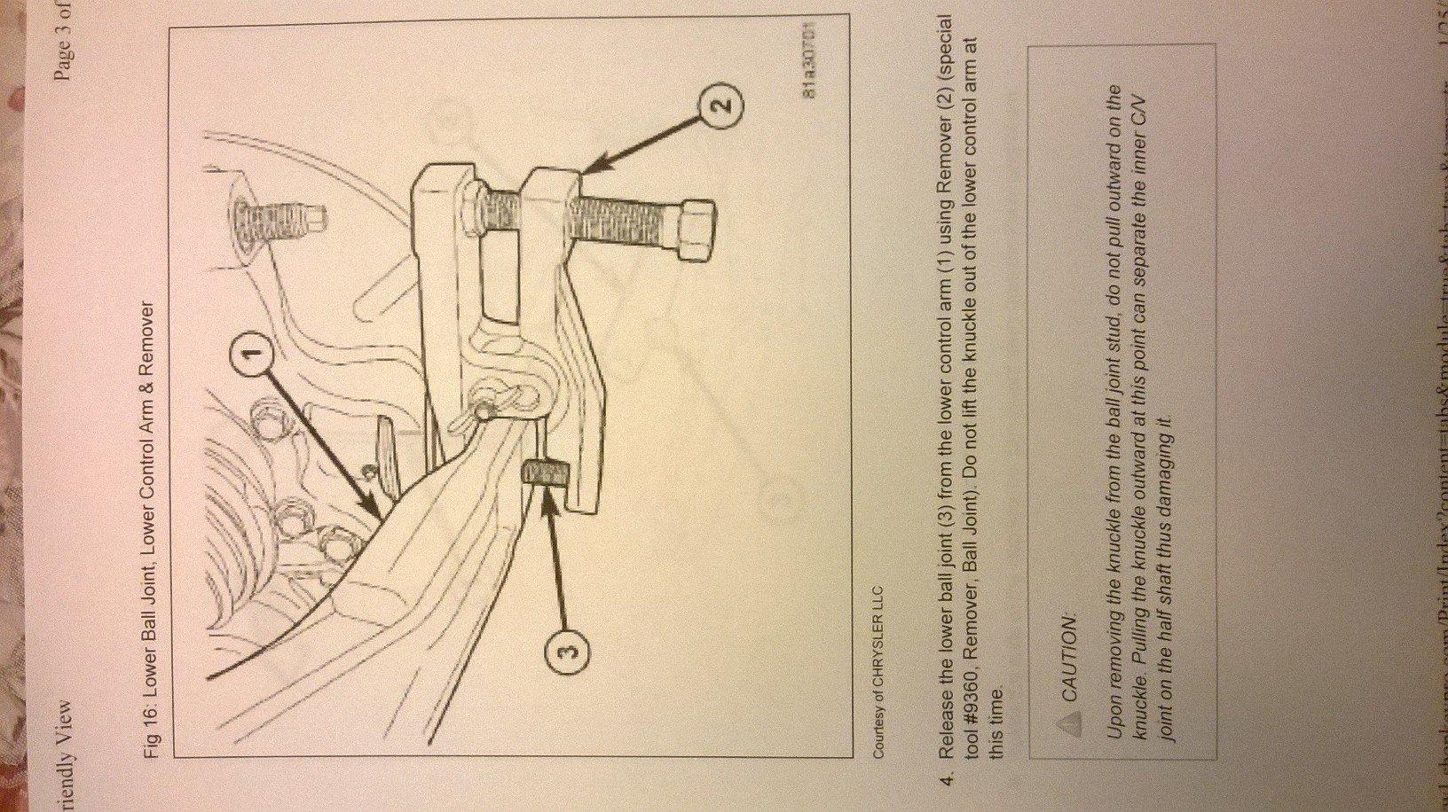 Lower Control Arm