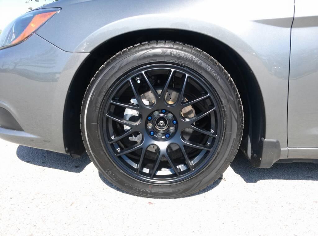 D Chrysler Super S Style Wheels