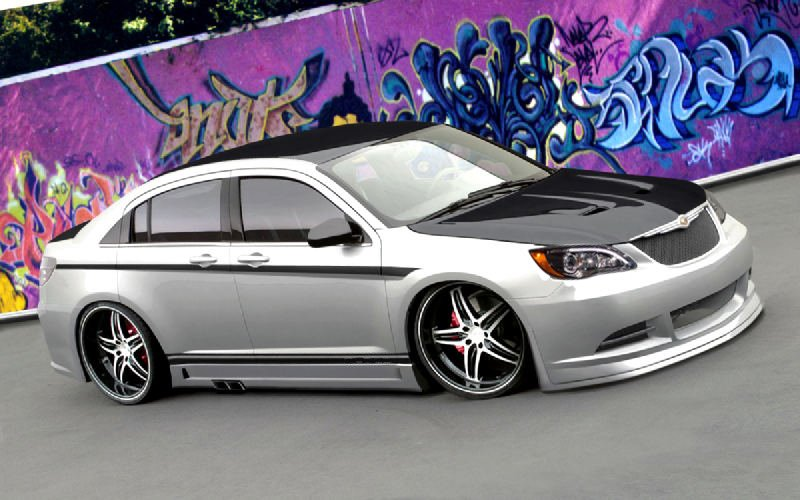 Chrysler 200 Body Kits