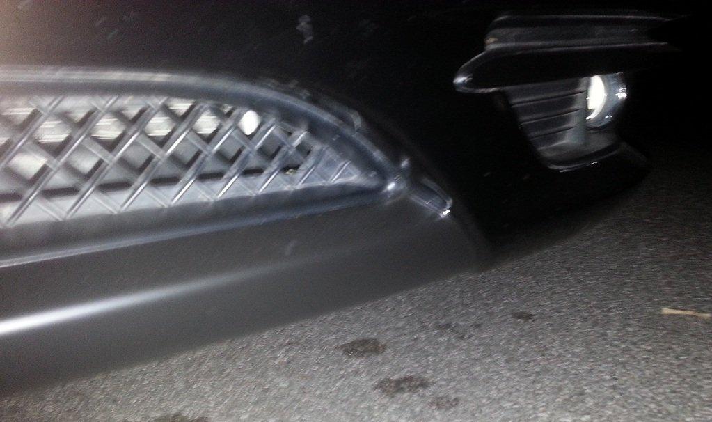 2012 Chrysler 200 Grill >> Easy to do Plasti dip