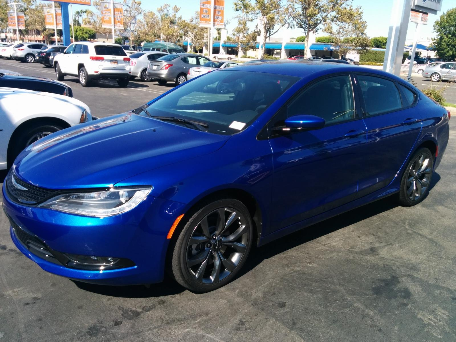New 200s Awd Vivid Blue Owner Here