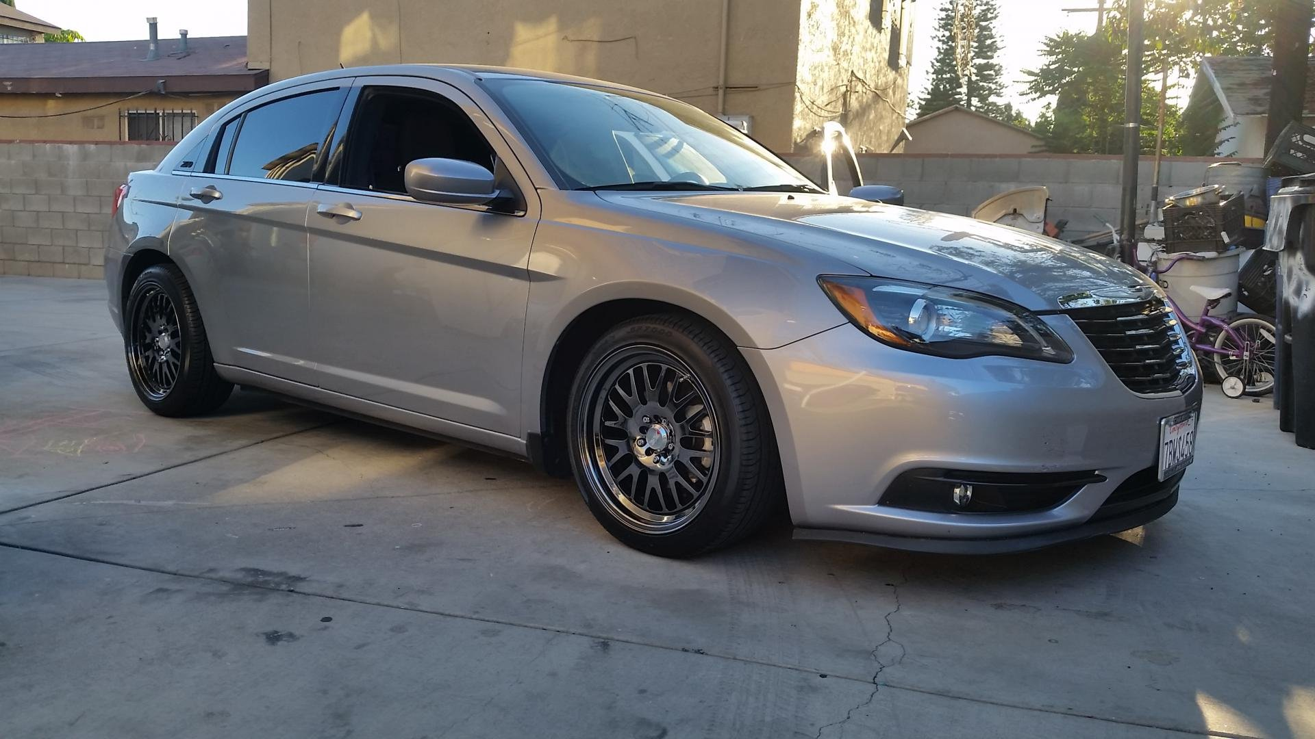 18x8 5 35 Offset All Around Just Thought I D Share My Wheels