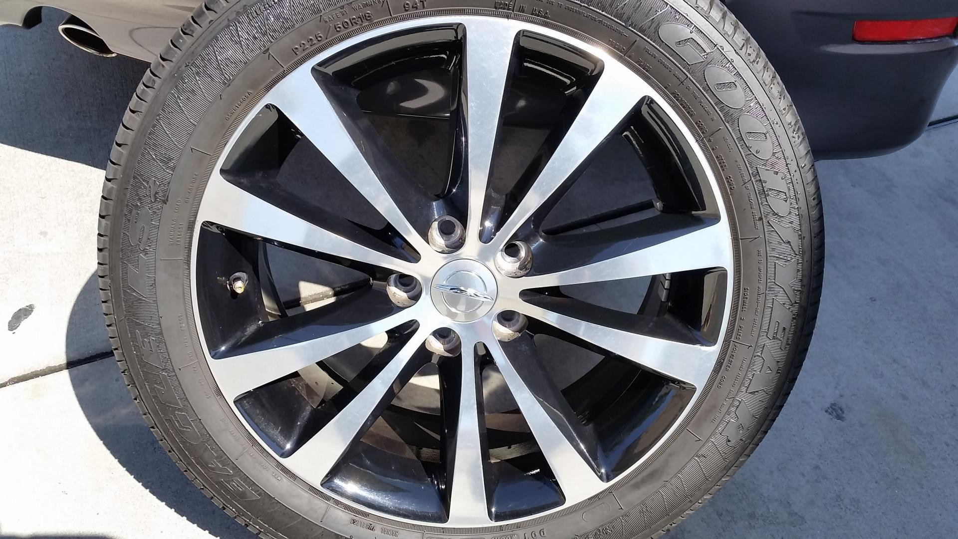 2013 200 s oem wheels and tires for sale