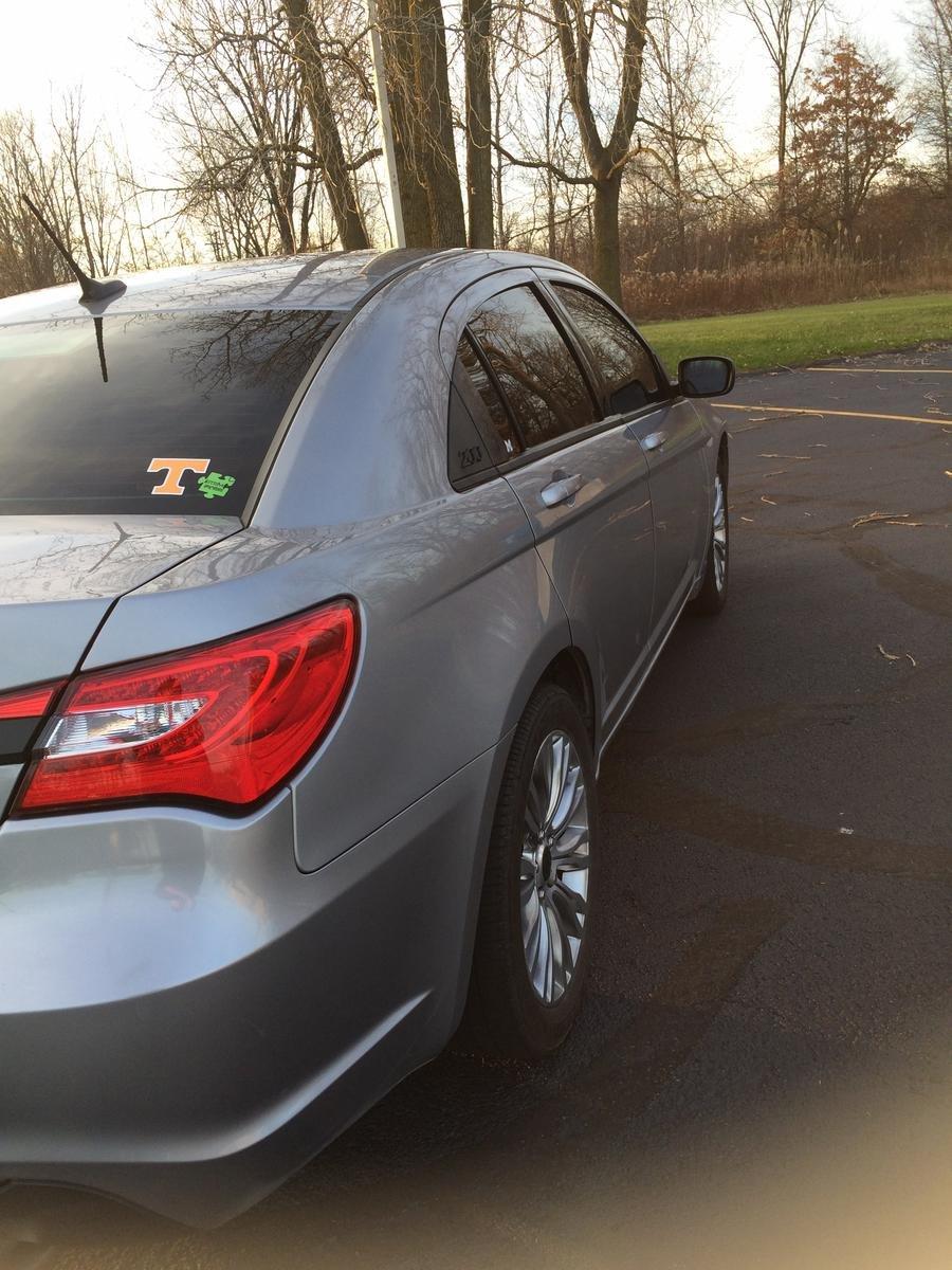 D Mods Pics on 2012 Chrysler 200