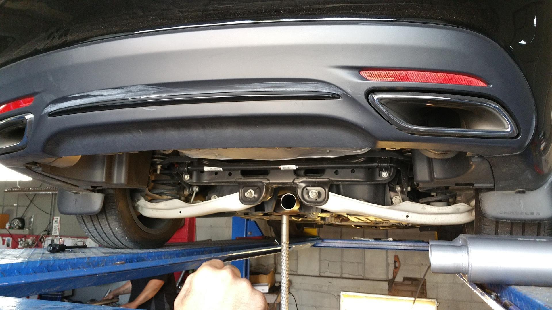 2015 Chrysler 200s Fwd 3 6l New Exhaust Flowaster 80