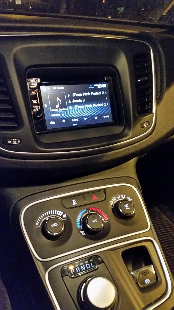 World First Aftermarket In A 15 16 200 With Ra1 Radio With Parts And Pics