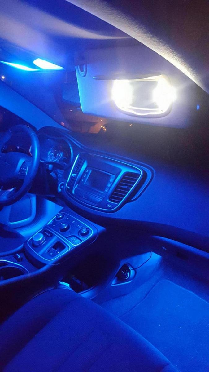 Passenger map light page 2 for 2016 chrysler 200 interior lights