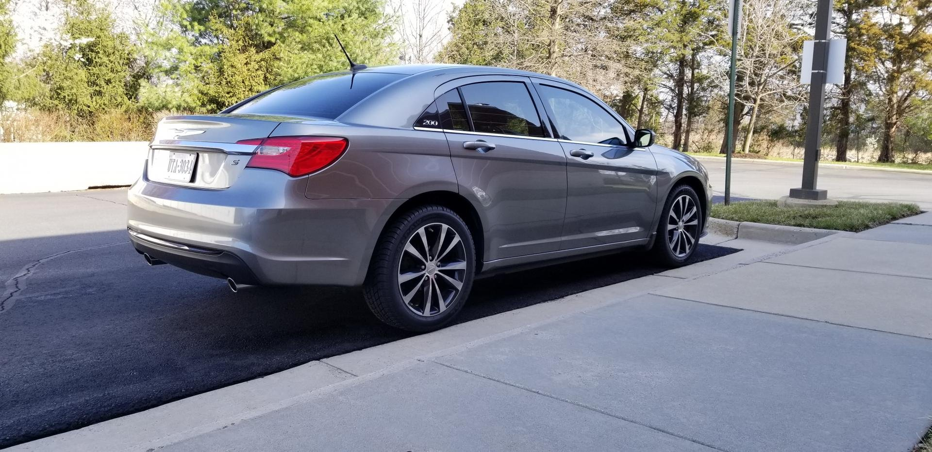 New Member! An introduction to my 40K mile 2012 200 S.-20190406_100847.jpg