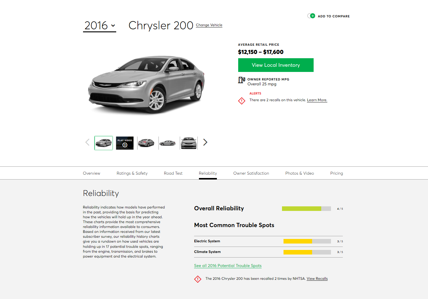 2015 Chrysler 200 Reliability is Trash Compared to 2016 model - Consumer Reports-56846841684.png