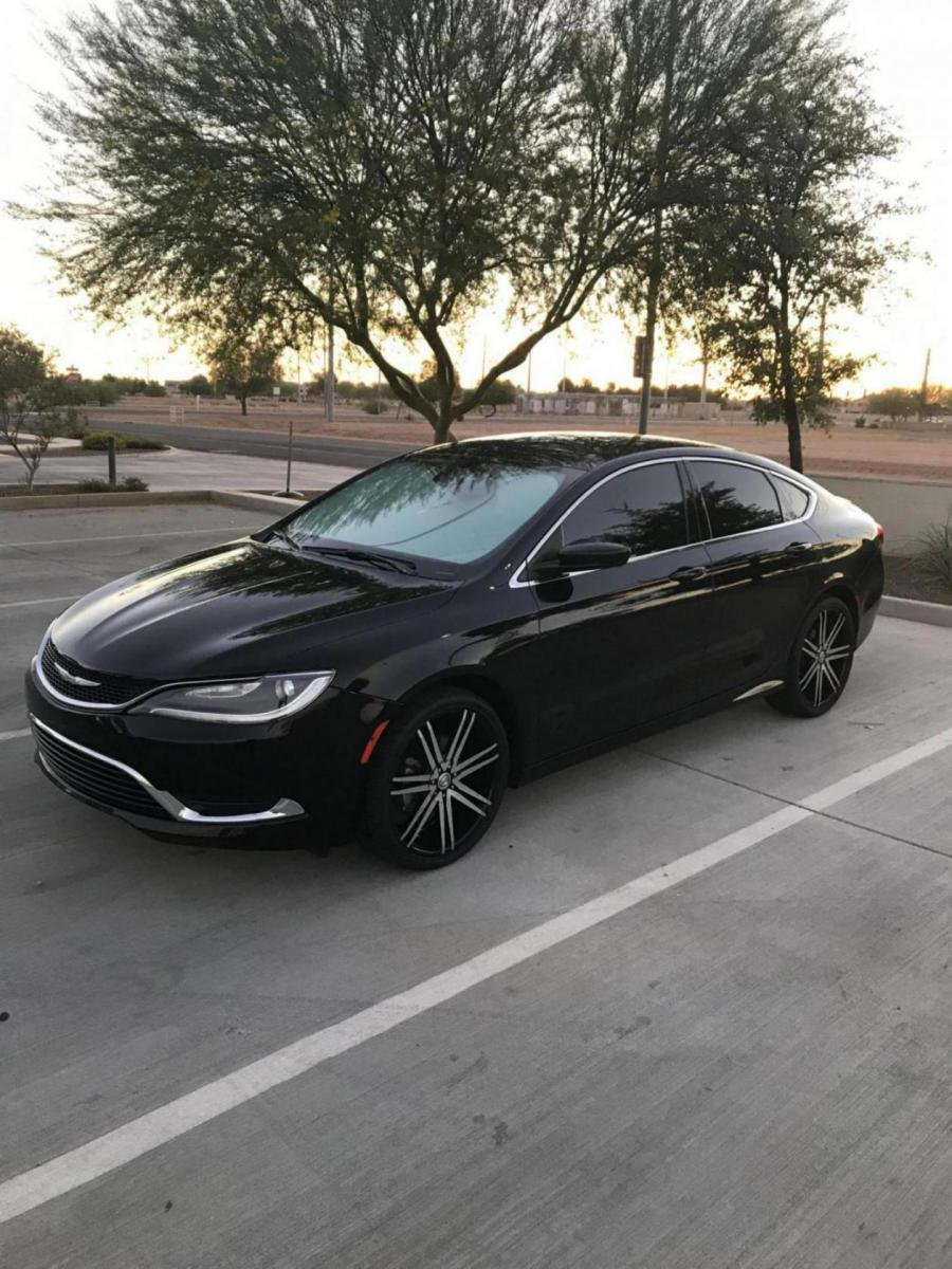 Amica Insurance Company >> How to lower my 2015 Chrysler 200