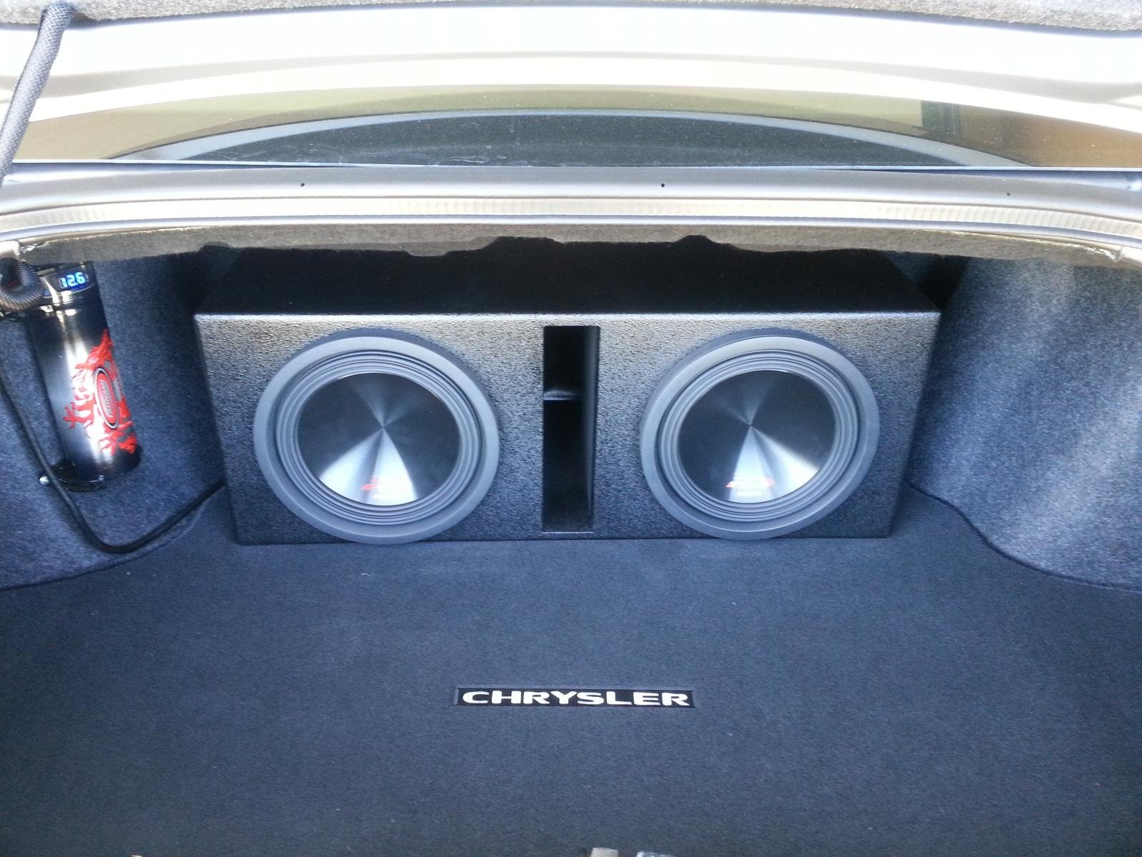 Chrysler the sound of stereo #3