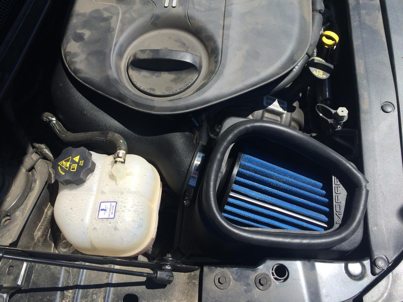 Thread: 2015 Chrysler 200 S AWD 3.6L - Mopar Cold Air Intake Installed