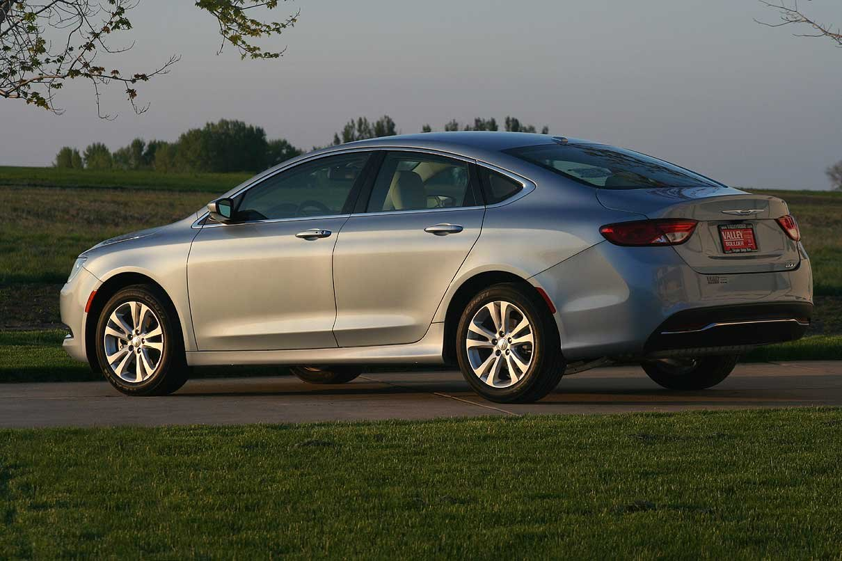 New Chrysler 200 Limited Owner In Colorado