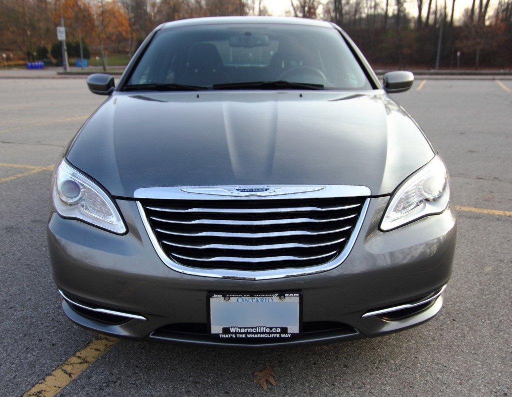 Amica Car Insurance >> The Grey Ghost - Tungsten Grey 2013 Chrysler 200LX