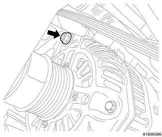 41066 Alternator Needs Replaced