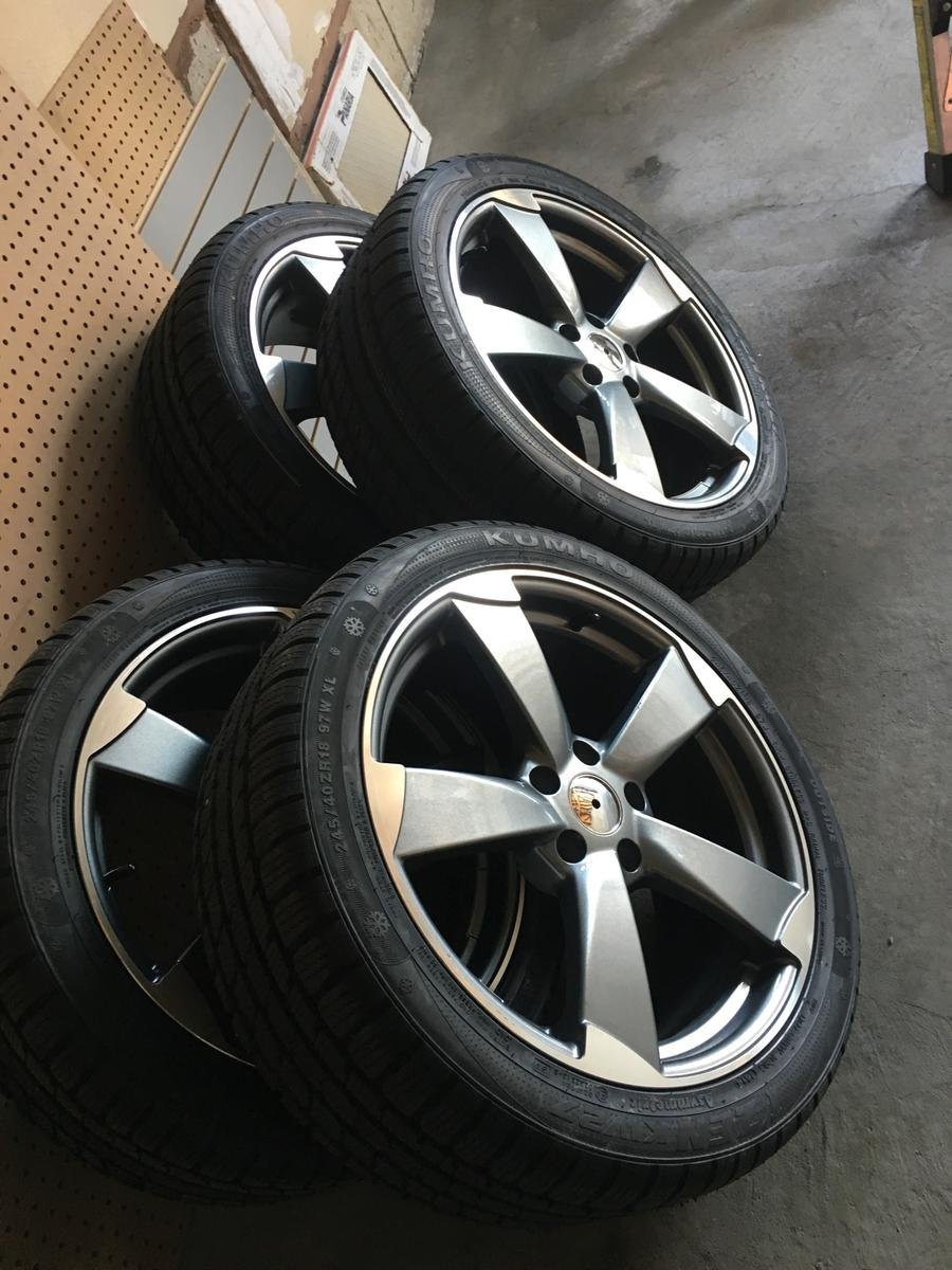 """Amica Insurance Company >> A set of 4 18"""" Rims, Winter Tires & TPMS for 2015-2016 200"""