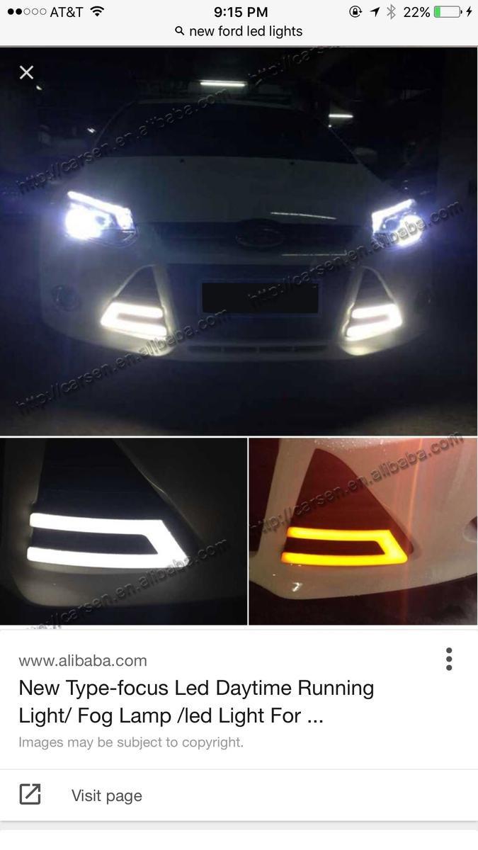 Chrysler 200 Limited >> Add more led lights