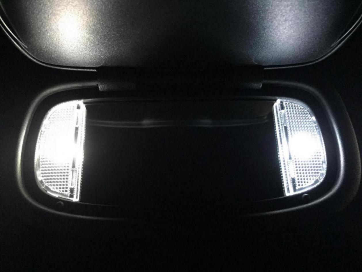 Side firing vanity led hack for 2016 chrysler 200 interior lights