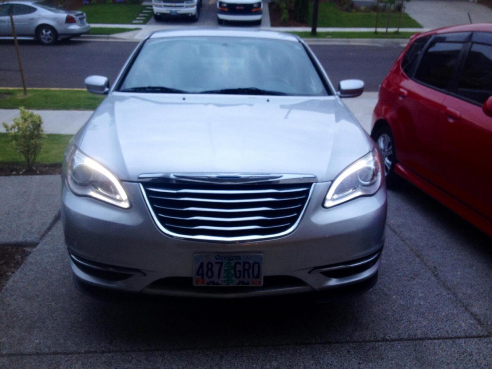 New Chrysler 200 >> New to me: 2012 Chrysler 200 Touring