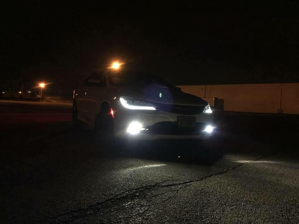 How To Plug N Play Hid For 2015 Chrysler 200