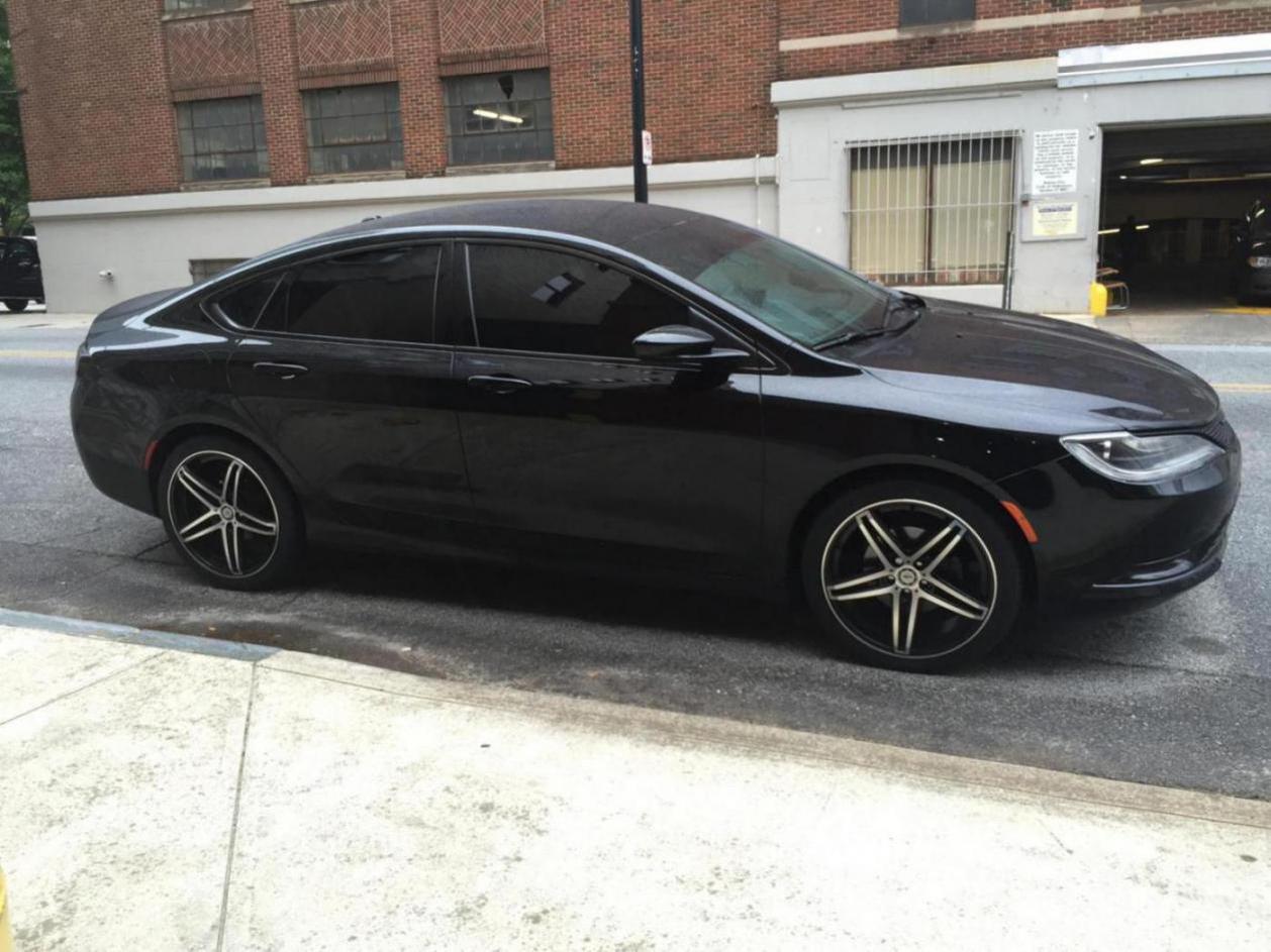 Aftermarket Wheels Chrysler 200 Limited
