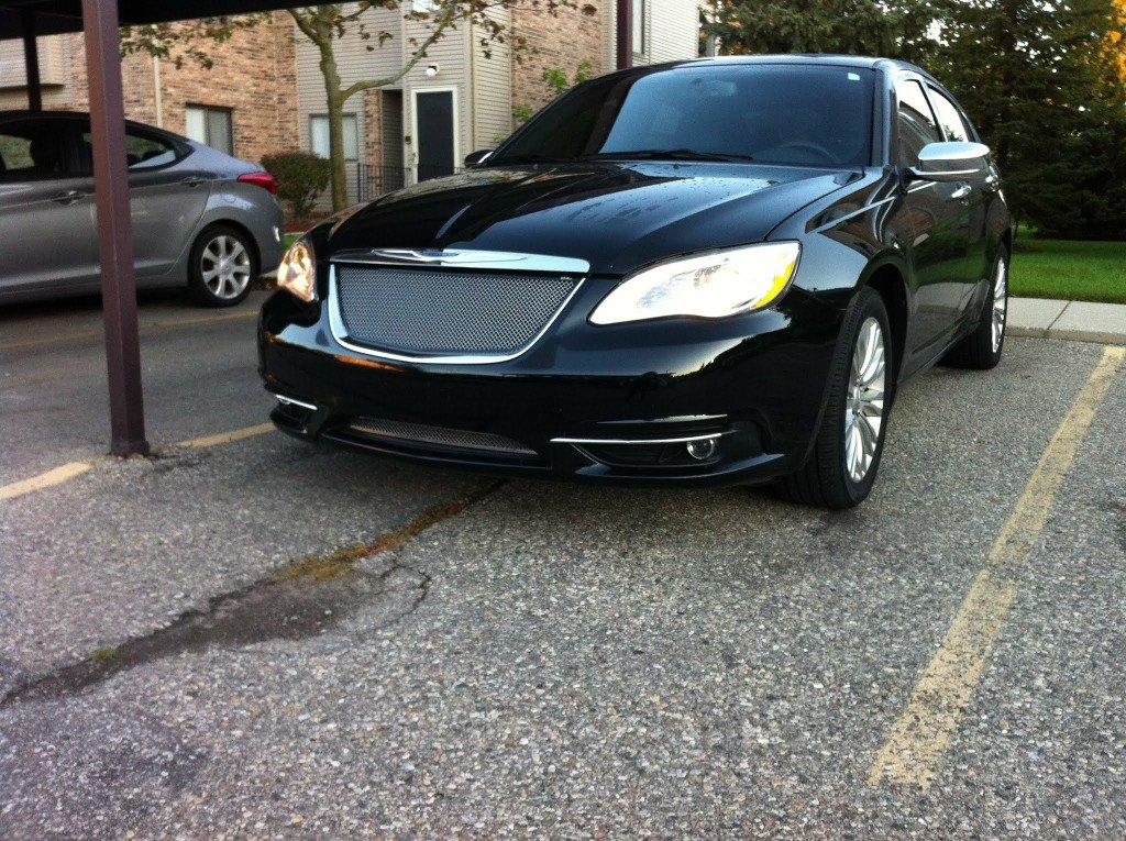 2012 Chrysler 200 Grill >> 2k13C200 Picture Thread (All are welcomed to share your cars on this thread) - Page 2