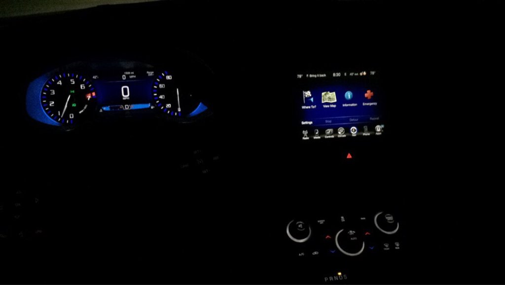 Post pictures of your interior page 2 for 2016 chrysler 200 interior lights