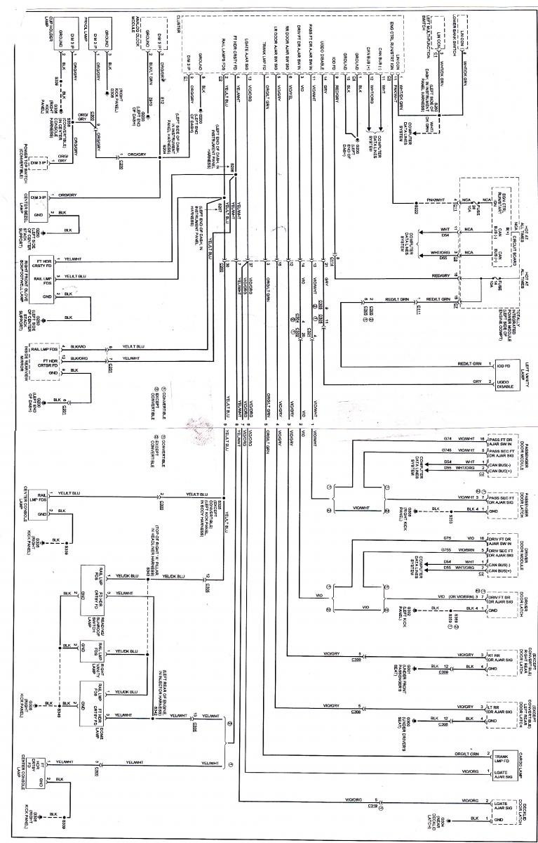2012 chrysler 200 wiring diagrams   33 wiring diagram