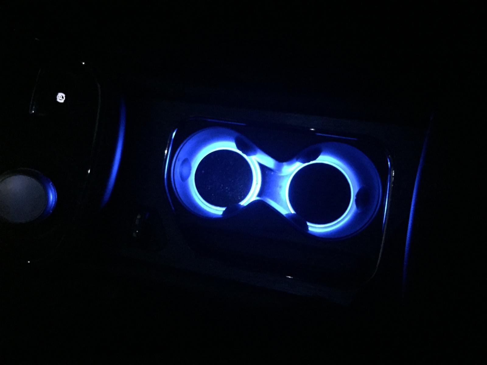 How To Cup Holder Led Lighting