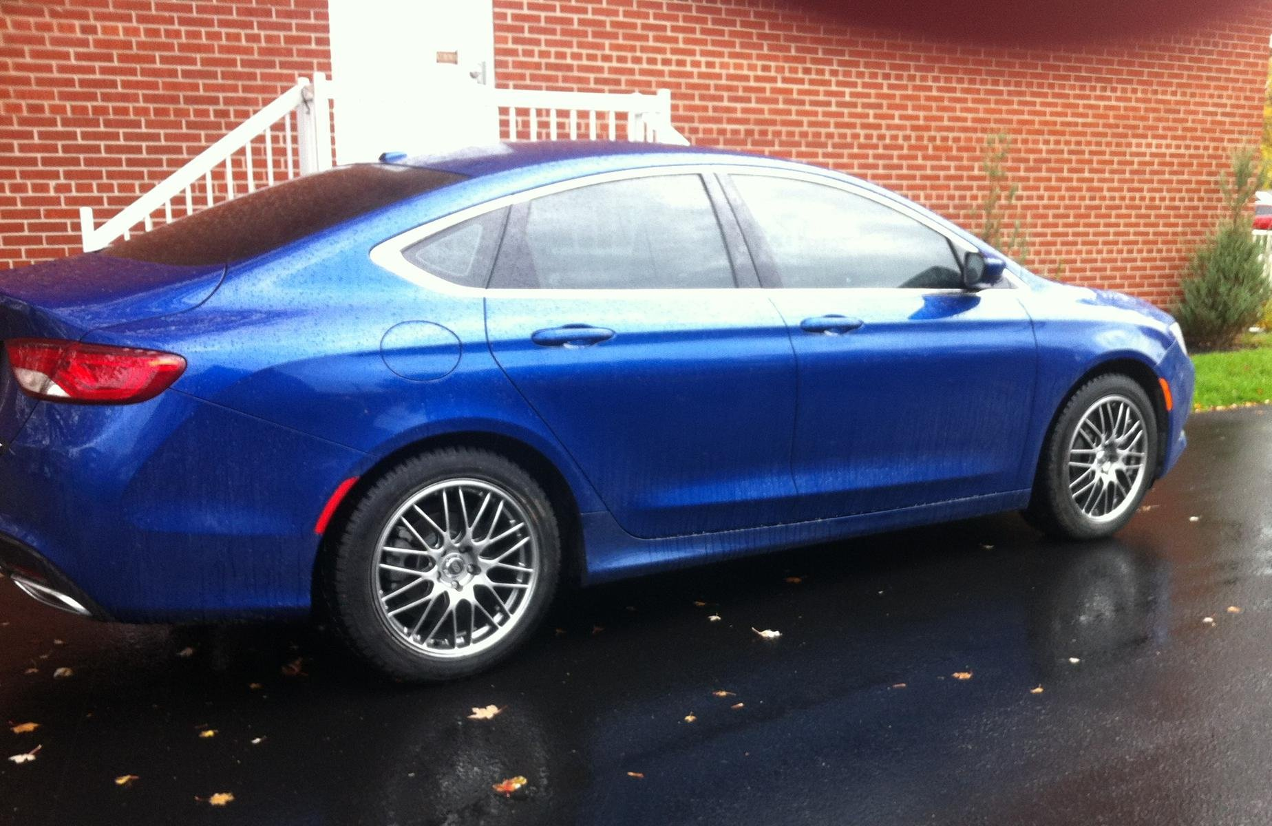 D Aftermarket Wheels Chrysler Limited Img on 2013 Chrysler 200 Warranty