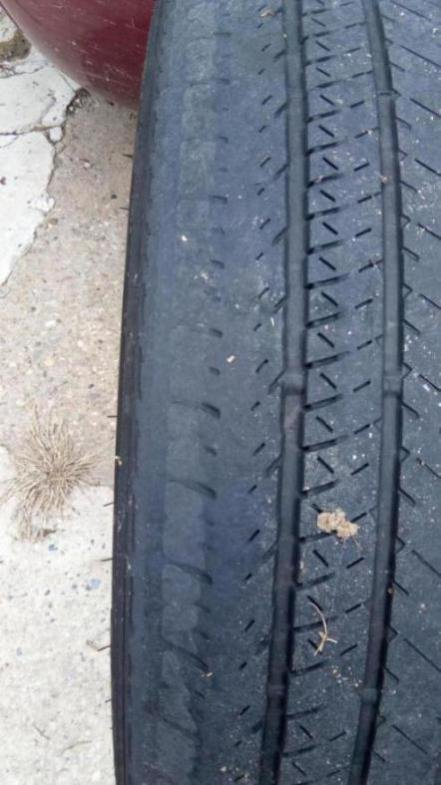 New Chrysler 200 >> Excessive tire wear on 2015 200c awd