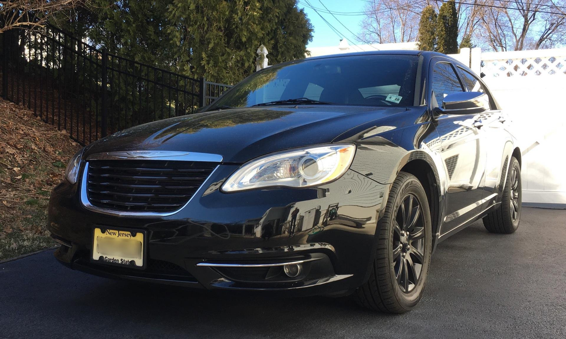 Chrysler 200 Mpg >> 2013 Chrysler 200 Limited - With Extended Warranty (New Jersey)