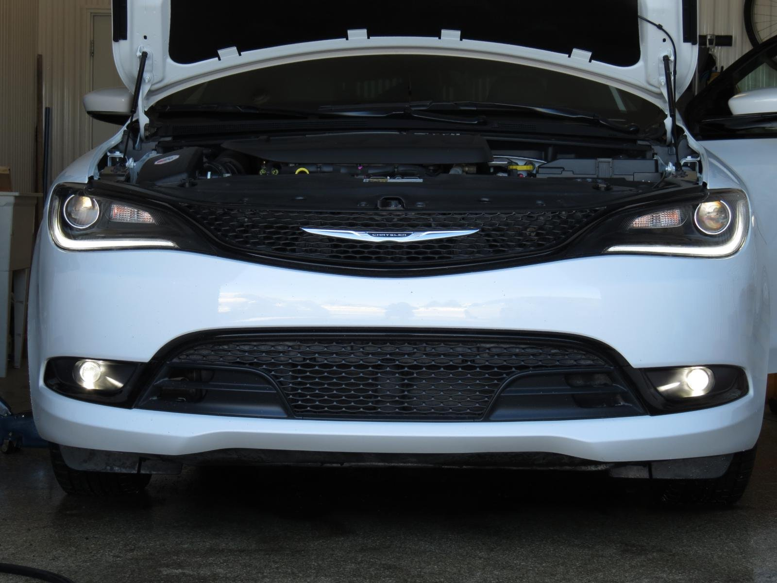 How To Replace Led Fog Lights