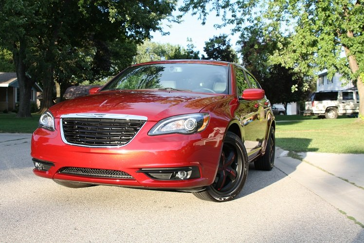 mods 200s chrysler 200 modified
