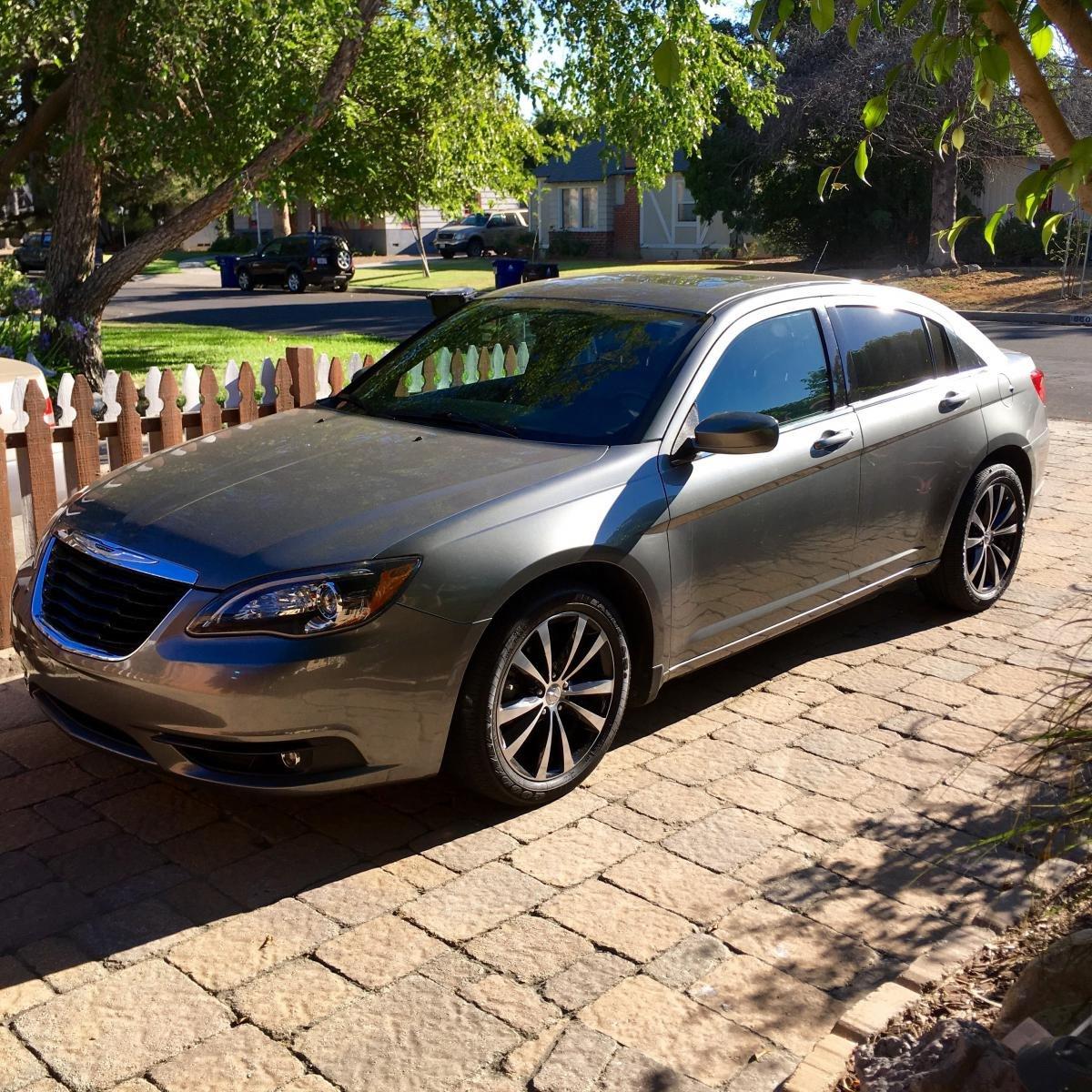 New 2012 Chrysler 200S Owner