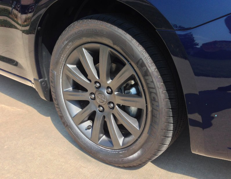 Chrysler 200 Limited >> Anthracite Rim color - thoughts?
