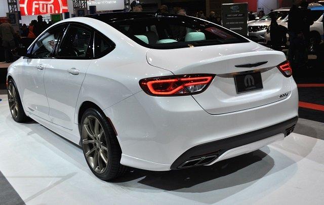 Chrysler 200 Rear >> 2015 200 Mopar Body Kit Is Listed Chrysler 200 Forum