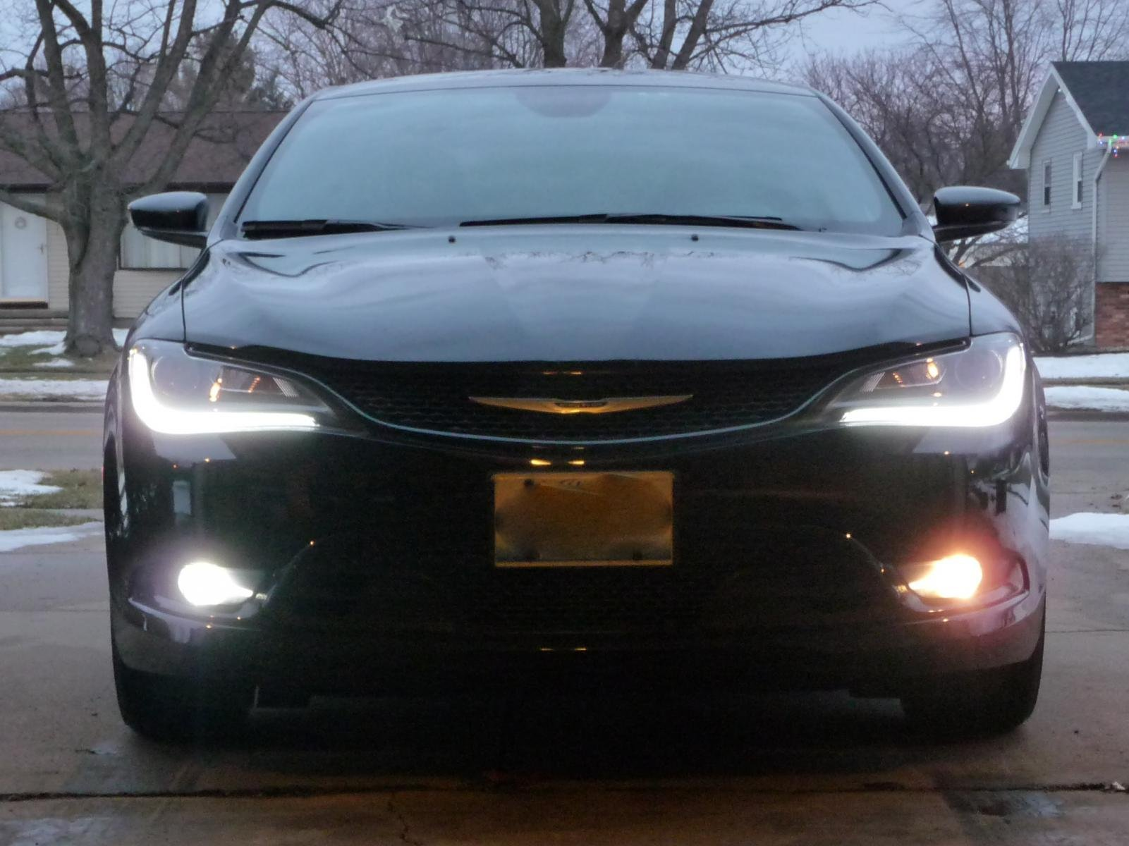 Silver Chrysler 200 >> New LED fog lamp bulb from Philips