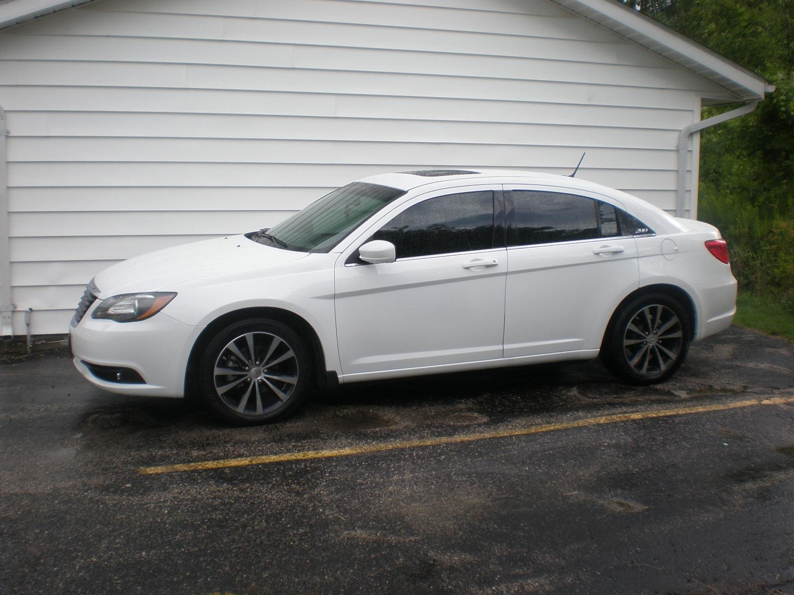 Chrysler 200 Limited >> Any pictures of tinted windows? - Page 3