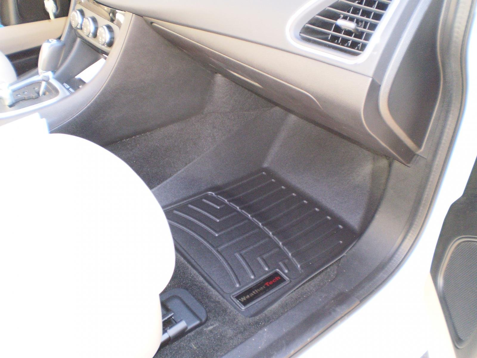 floor cargo rear mats liners weathertech car trunk mat