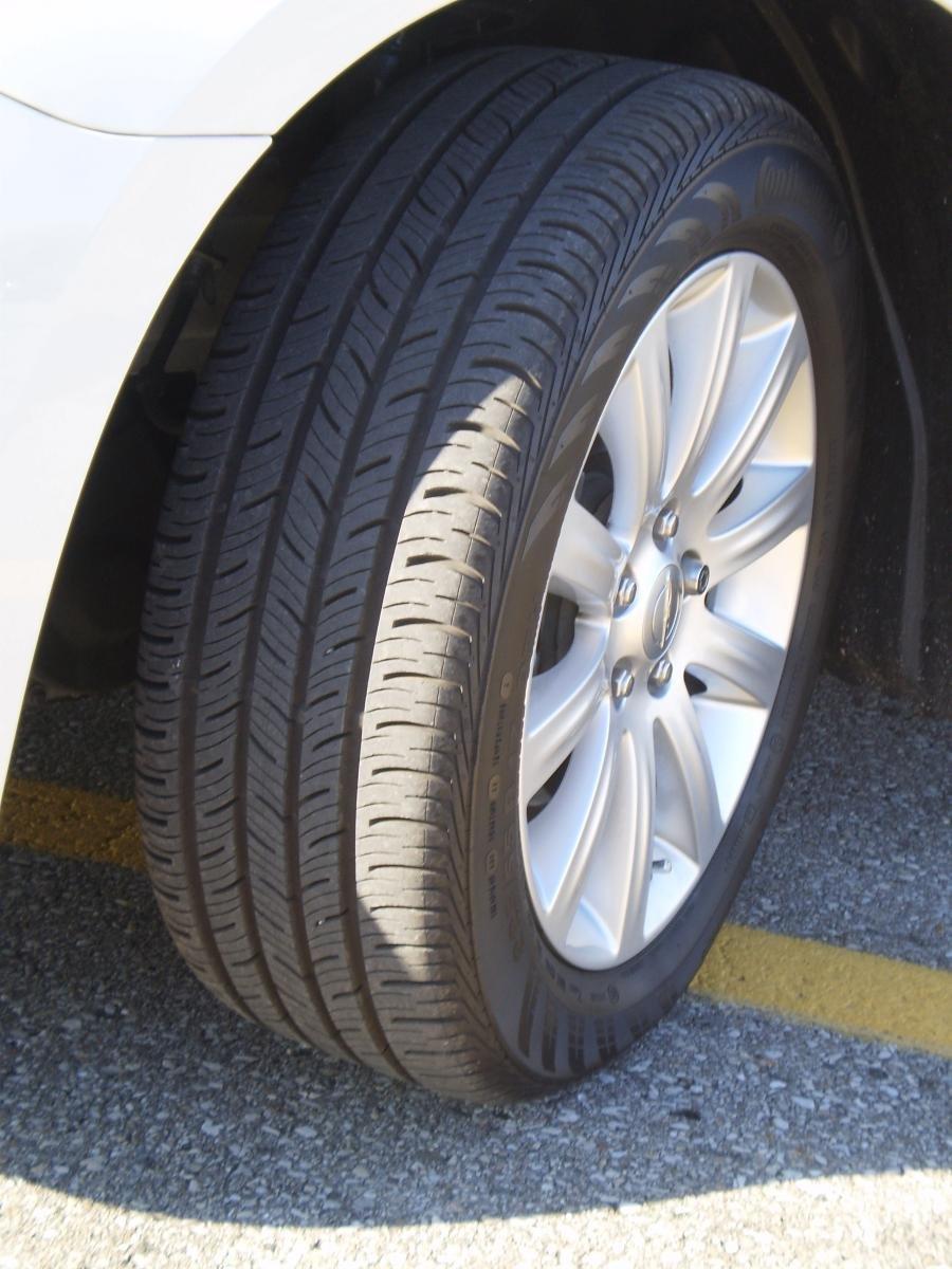 Tires Wheels