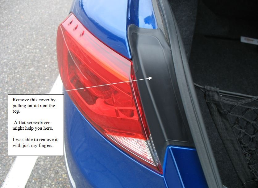 Chrysler 200 Rims >> How To remove the Tail Light Assembly 2015-2016 200.