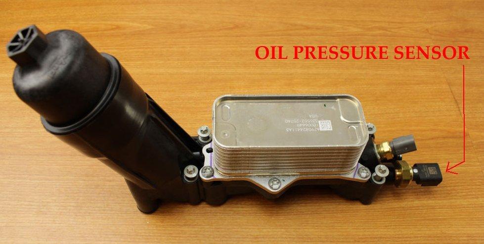 Oil Pressure Sensor / Switch