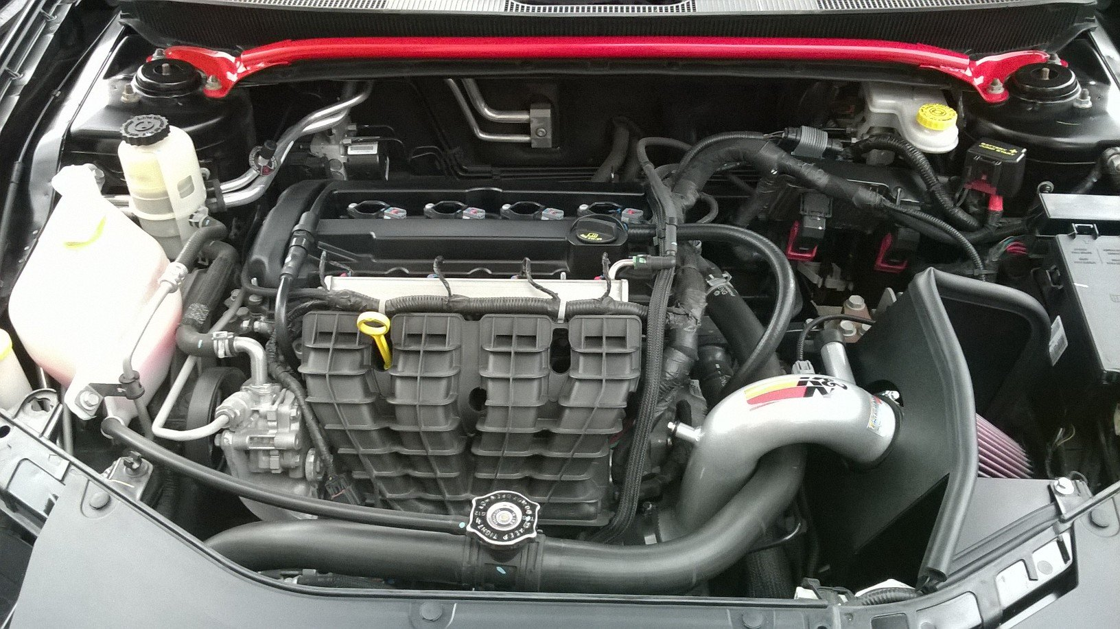 D Help Engine Bay Cleaning Wp on Battery Location 2012 Chrysler 200