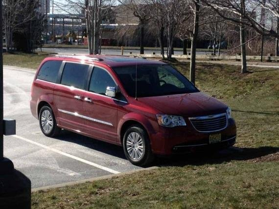 Showcase cover image for Chrysler Town&Country