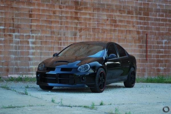 Showcase cover image for mikej's 2004 Dodge SRT-4 Neon