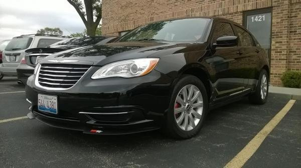 Showcase cover image for shorty's 2013 Chrysler 200 Touring